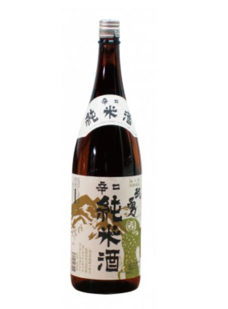 05-09_武勇 辛口 純米酒