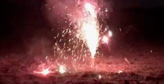噴出花火「光ショー」を使ってみた感想